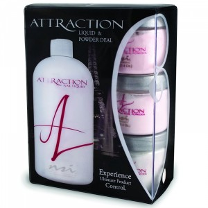 Attraction Liquid & Powder Deal -Dura Fi
