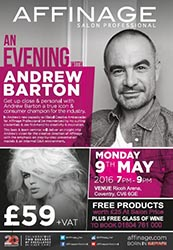 An Evening with Andrew Barton