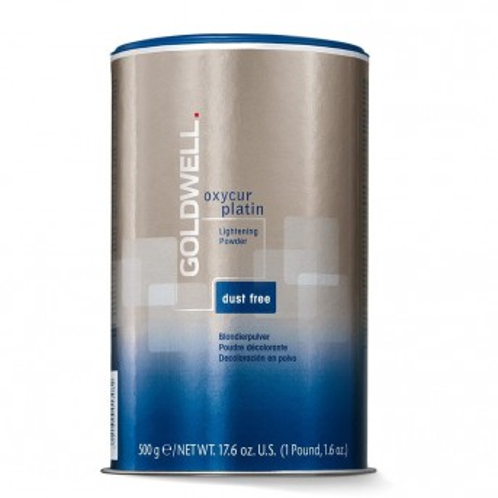 Goldwell Oxycur Platin Blue Bleach 500G