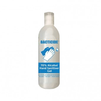 Bacticide Hand Sanitise 400Ml 70%alcohol