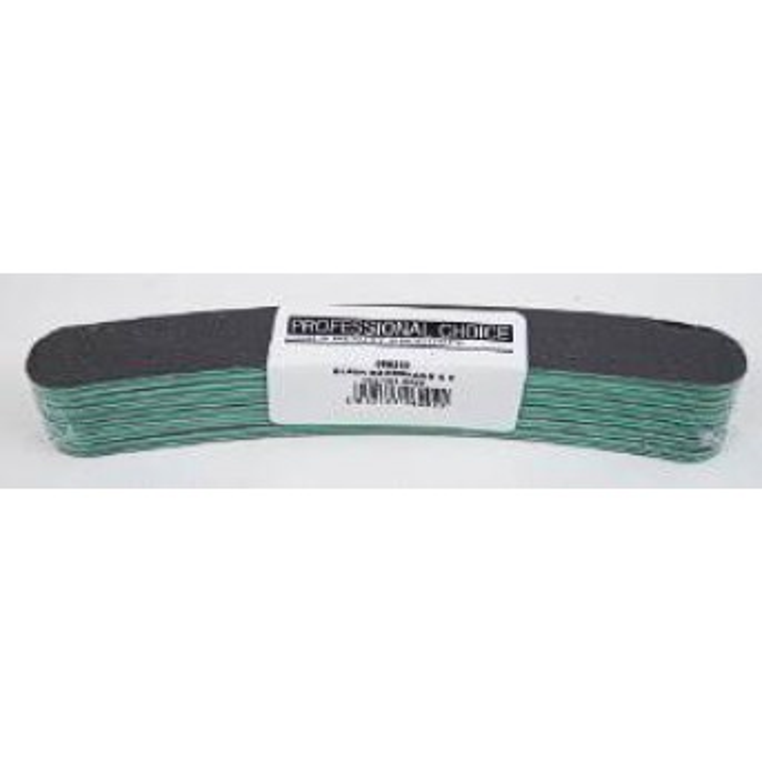 Pc - Black Boomerang File 100/180 Pk 6