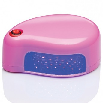 The Little Pink Led Lamp Uv Amp Led Lamps Nail Sundries