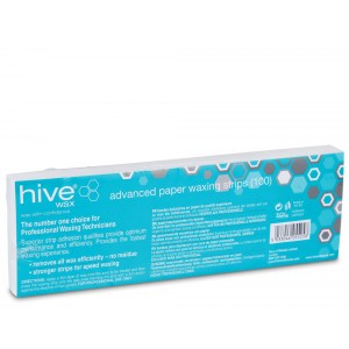 .paper Waxing Strips Pro Choice (Hive)