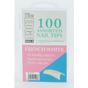 French White Tips 100Pk Ass