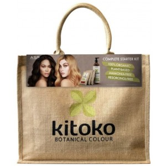Kitoko Botanical Colour Intro Kit