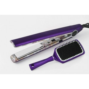 C1 Pro Iron Christmas Purple Inc Brush