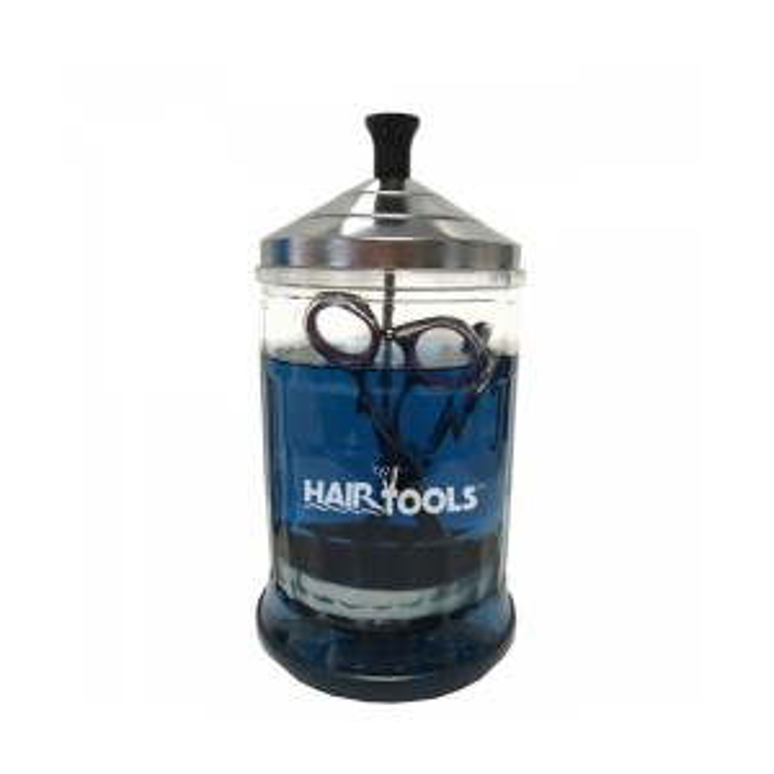Small Glass Sterilising Jar
