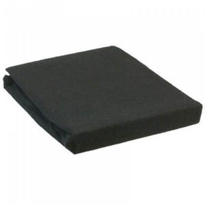 Couch Cover Without Face Hole Black