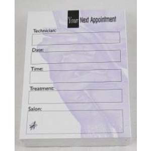 Appointments Cards Nails Ap8N
