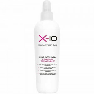 X-10 Hair Extention Leave In Treatment