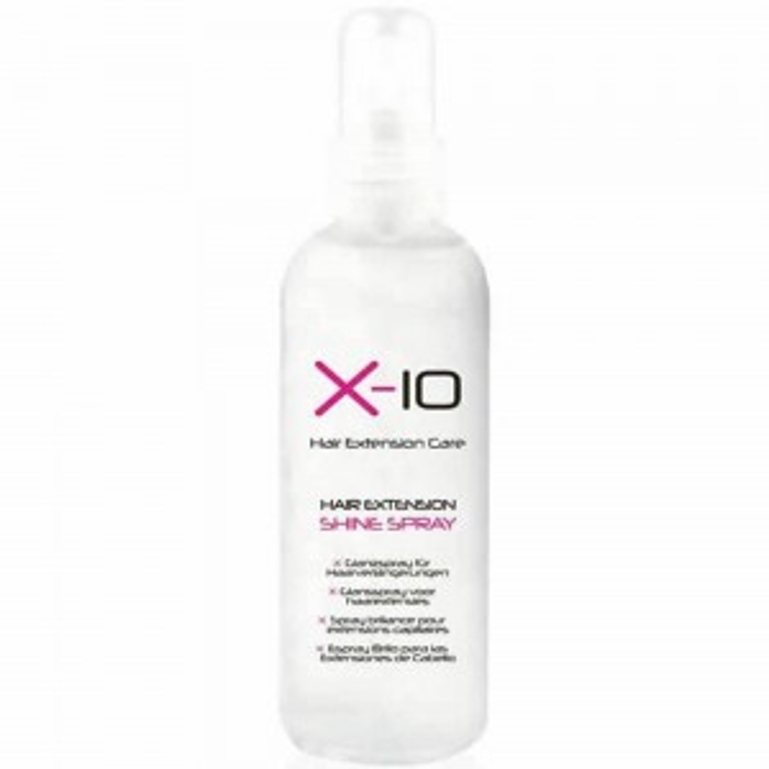X-10 Hair Extention Shine Spray 125Ml