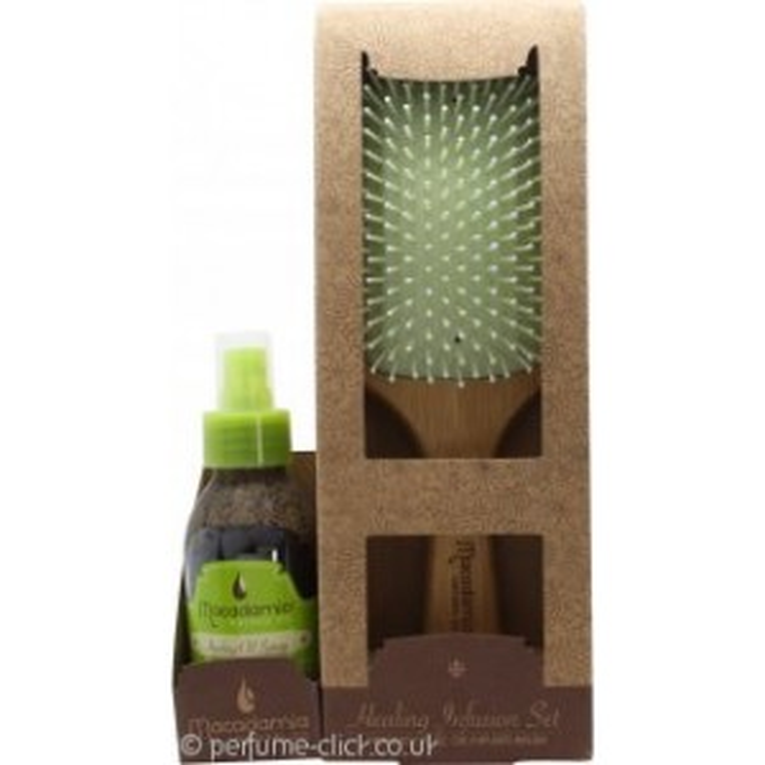 Macadamia Healing Spray Oil 125Ml+ Brush