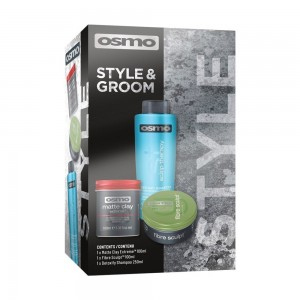 Osmo The Gift Of Style  Grooming Pack