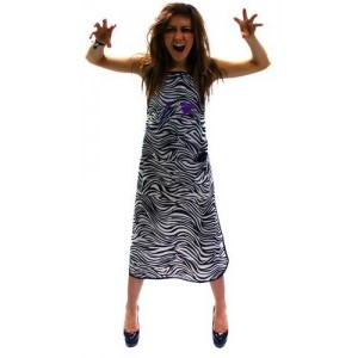 Hairtools Zebra Apron