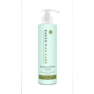 Kaeso Relieve & Soothe After Wax Lotion