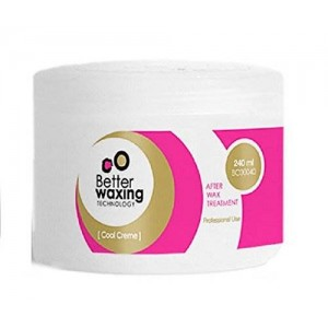 Better Waxing After Wax Cool Creme  240M