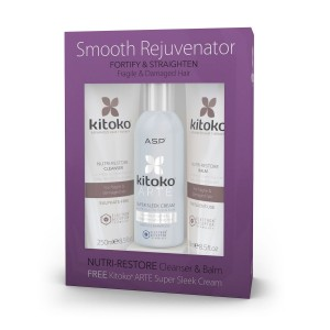 Kitoko Smooth Rejuvenator Gift Pack-2019