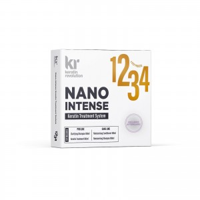 Kr - Nano Intense Straighting Kit 100Ml