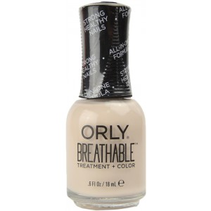 Orly Breathable Polish - Almond Milk