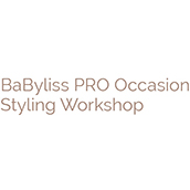 BaByliss PRO Occasion Styling Workshop